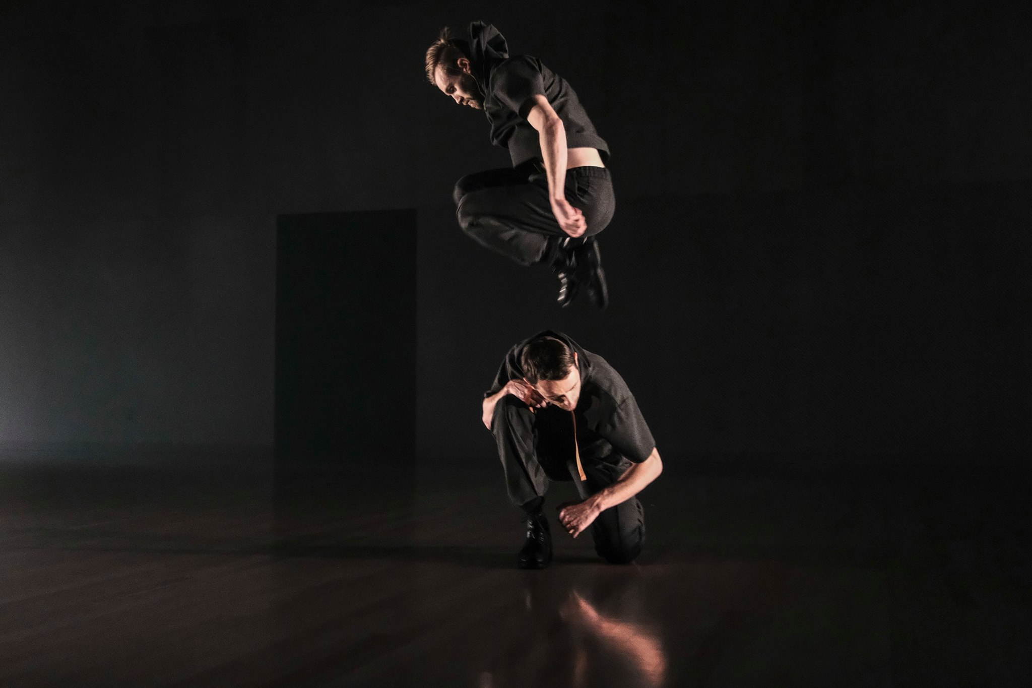Forces Connexes: Quand danse et science s'entrechoquent